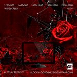 Thorns Of Violence Pack by Bloody-Goodbyes