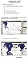 Coloring tutorial by i-azu
