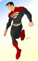 Superman by dlack