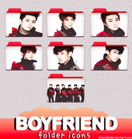 boyfriend folder icons {REQUEST} by stopidd