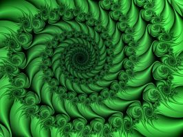 Green Green Green by Thelma1