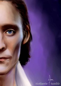 Thomas Sharpe - Beware of the Crimson Peak  by riotfaerie