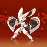 SYNC: Heatwo the Robot Rabbit by TysonTan