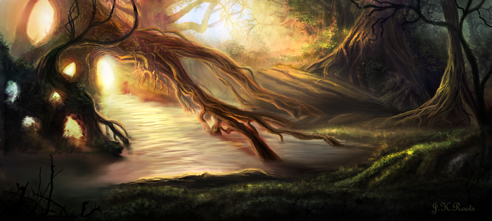 Roots by JKRoots