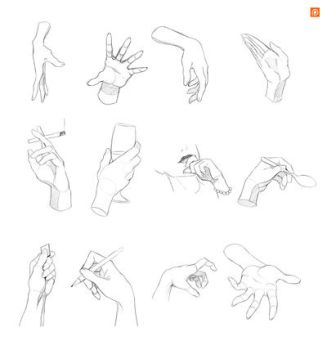 42nd pack - HANDS by Precia-T