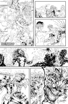 Top Cow Talent Hunt- Artifacts 8- P5 by the NRG by NRGart7