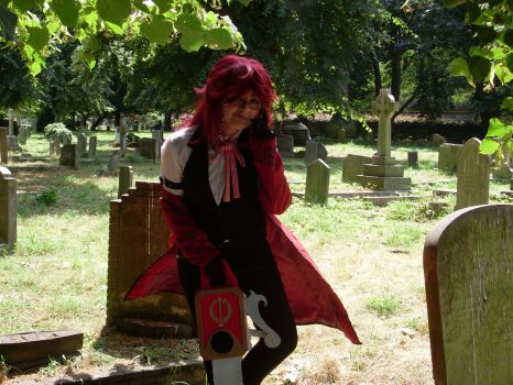 Grell Sutcliff by kyo125