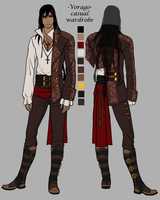 Vorago-Casual Wardrobe ref by Split-Heart