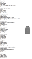 the 49 deaths of harry potter by rhodestwins