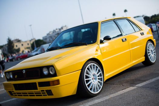 Lancia Delta Integrale Evo 4 by x-tender