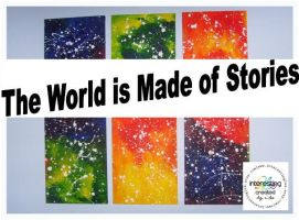 The World is Made of Stories by julietcaesar