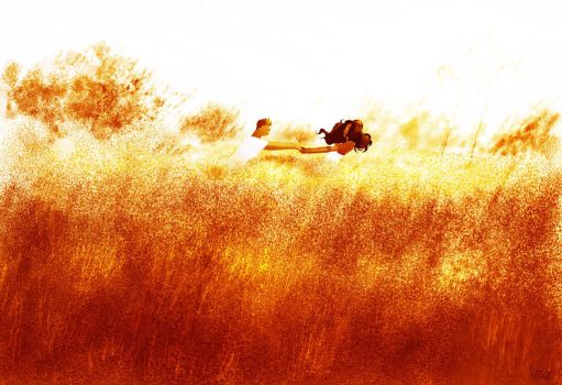 A little walk on the wild side by PascalCampion