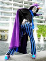 Eridan: Fill Some Quadrants. by QPUPcosplay