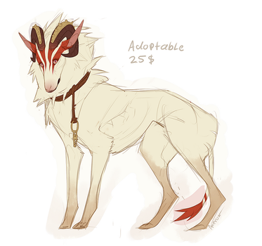 Adoptable closed by Akirow