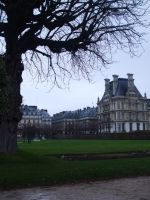 Tuileries garden - Paris by LimaInRoyalDisorder