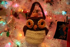 Mini Owl Purse by ranmaownsme