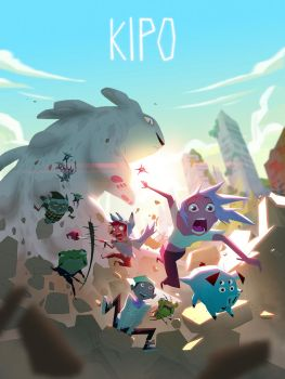 Kipo poster by radsechrist