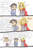 Avengers - just a simple question by sashimigirl92