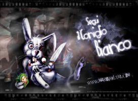 The White Bunny by Nekaris