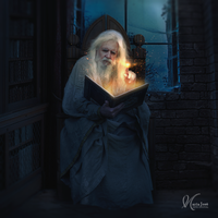 When the magic begins by Eithen