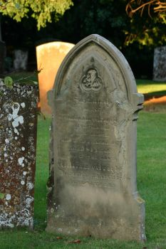 Old Headstone 1 by FoxStox