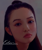 Speed painting by EdensGarbage