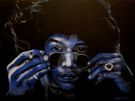 Jimi #2: Highway Chile by Somtara