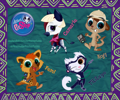 LPS adopts [African pack. 3] Closed. by LisaOrise