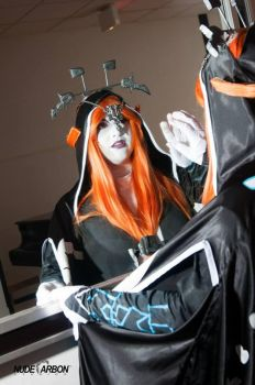 Hyrule Warrior Midna by TheMaskedHomie