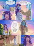 Once upon a time: page 3 by ammatice