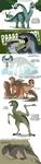 Dinosaur challenge 3 by IsisMasshiro