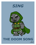 Doctor Doom - Sing the Doom Song by caycowa