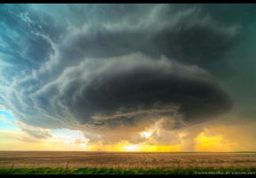 High Plains Hailer by FramedByNature