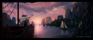 Harbor FINAL by donmalo