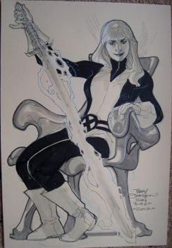 Magik SDCC 2012 by TerryDodson