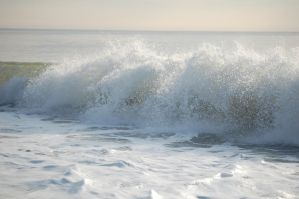 waterscape: waves IV by illusionistsmemories
