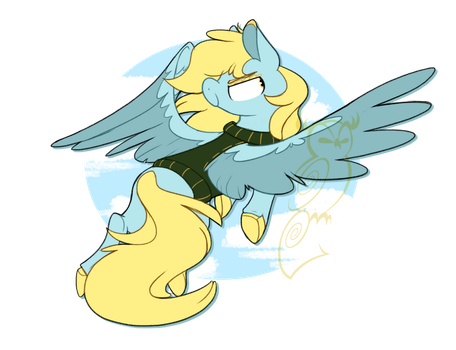 Flyin Pretty :commish: by Selective-Yellow