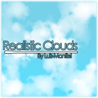 Realistic Clouds by Luis-Montiel