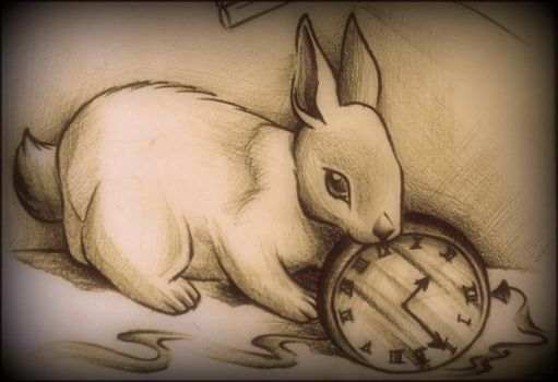 another bunny... by NatalieCandice