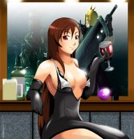 Tifa Night Out by Enres