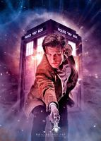 Doctor Who- Titan Comics: The Eleventh Doctor 2.10 by willbrooks