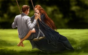 The swing by Naia-Art