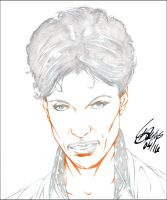 PRINCE PENCIL by ARTofTROY