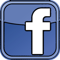 Facebook comic icon by SlamItIcon