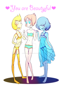 [Love Yourself] Pearls by feh-rodrigues