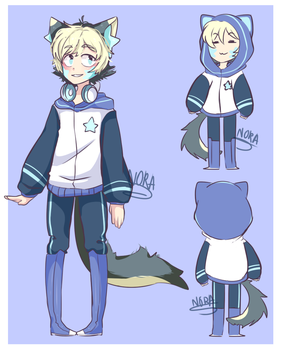 [Gift] Another Star Boi by Rinn-y