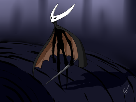 Hollow Knight by Nanuchris25