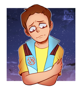 Vindicator Morty by ShounenRaccoon
