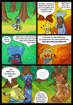 Hope In Friends Chapter 1 Page 31 by Zander-The-Artist