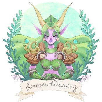 Forever Dreaming by Kayley